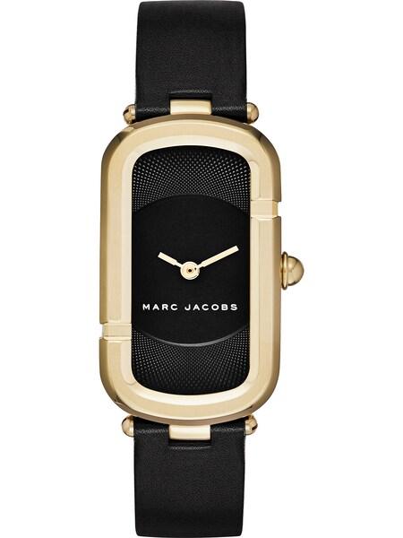 Uhren für Frauen - Marc Jacobs Uhr 'MJ1484' gold schwarz  - Onlineshop ABOUT YOU