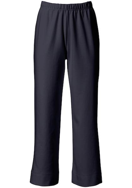 Hosen für Frauen - Green Cotton Hose navy  - Onlineshop ABOUT YOU