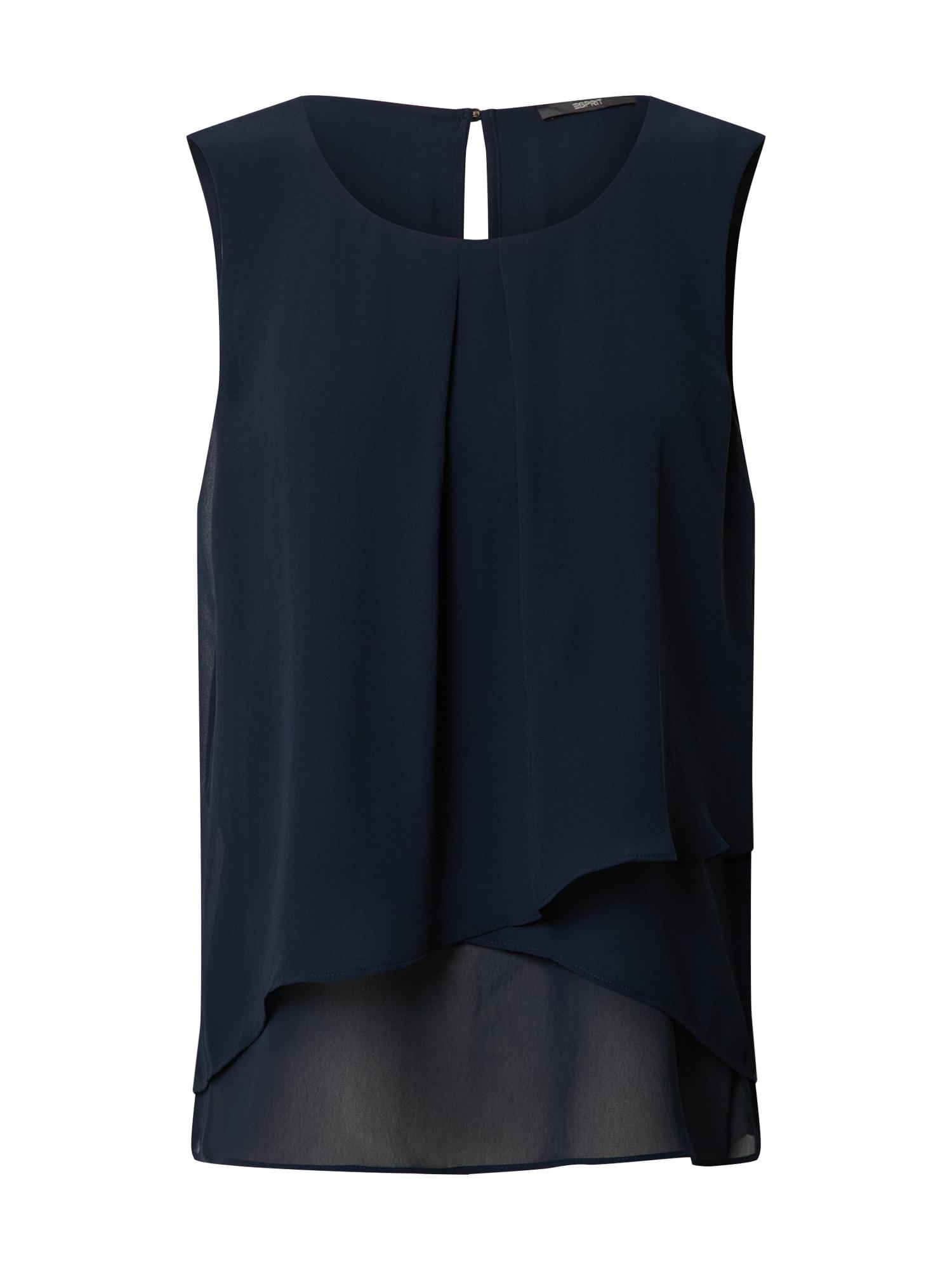 Esprit Collection Palaidinė tamsiai mėlyna
