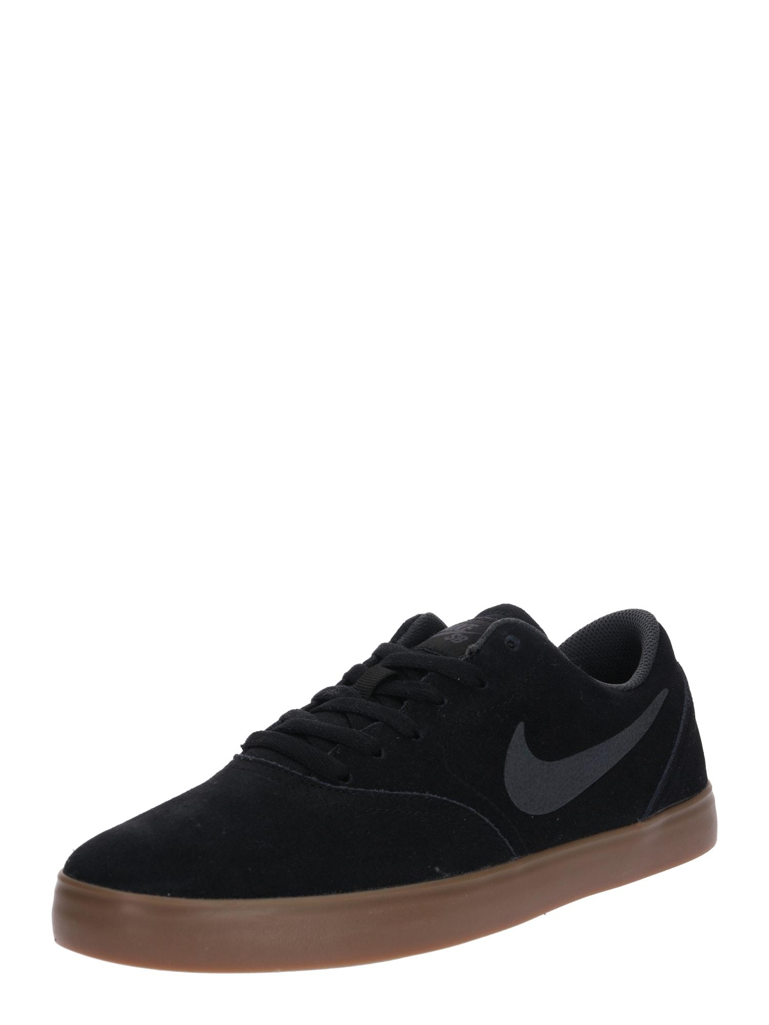 Tenisky Check černá Nike SB