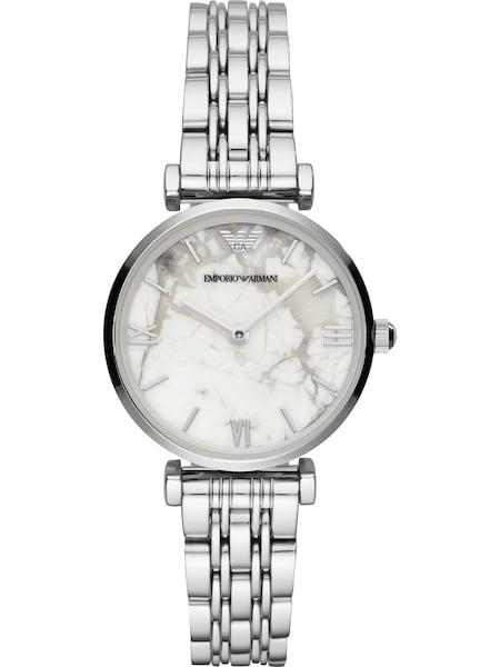 Uhren für Frauen - Emporio Armani Uhr 'AR11170' silber  - Onlineshop ABOUT YOU