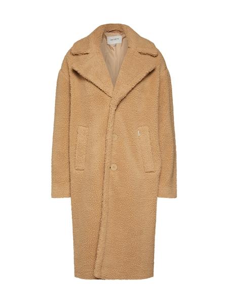 Jacken - Mantel 'W' Jaxon Coat' › Carhartt WIP › beige  - Onlineshop ABOUT YOU