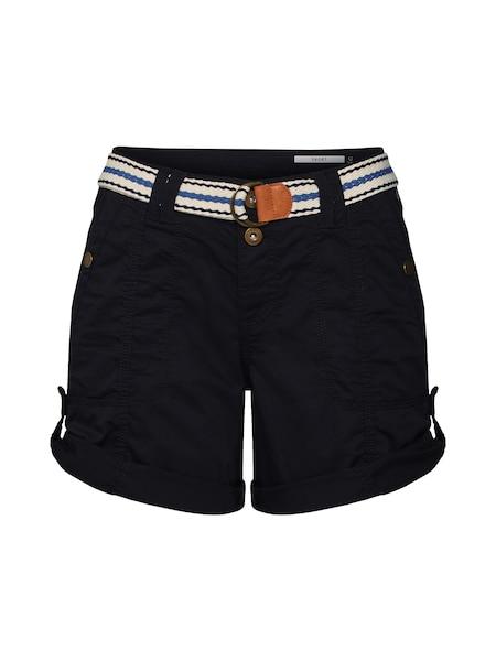 Hosen für Frauen - EDC BY ESPRIT Shorts schwarz  - Onlineshop ABOUT YOU