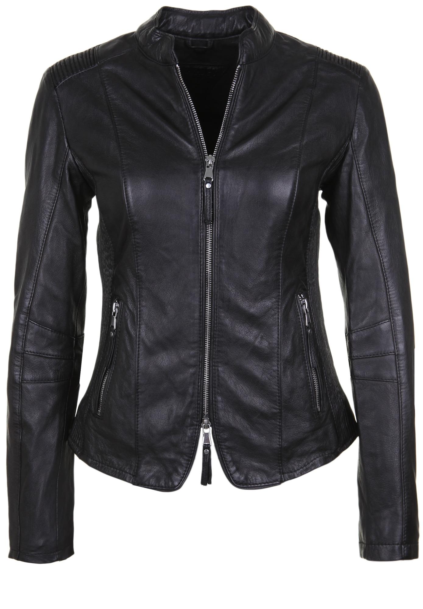 BE EDGY Prechodná bunda 'BENIKA'  čierna
