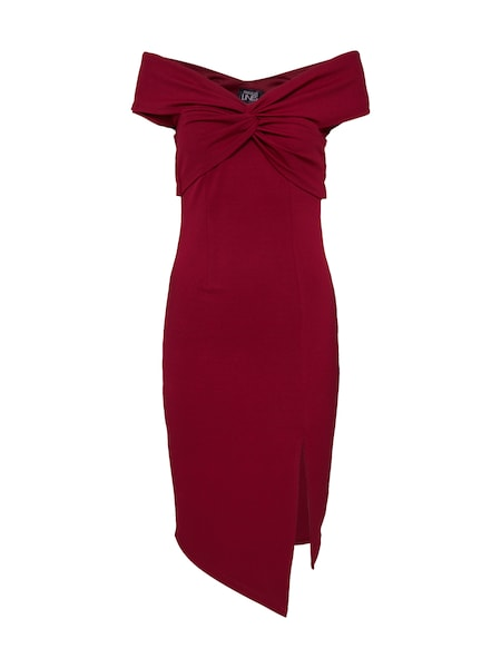Festtagsmode - Kleid › Parallel Lines › weinrot  - Onlineshop ABOUT YOU