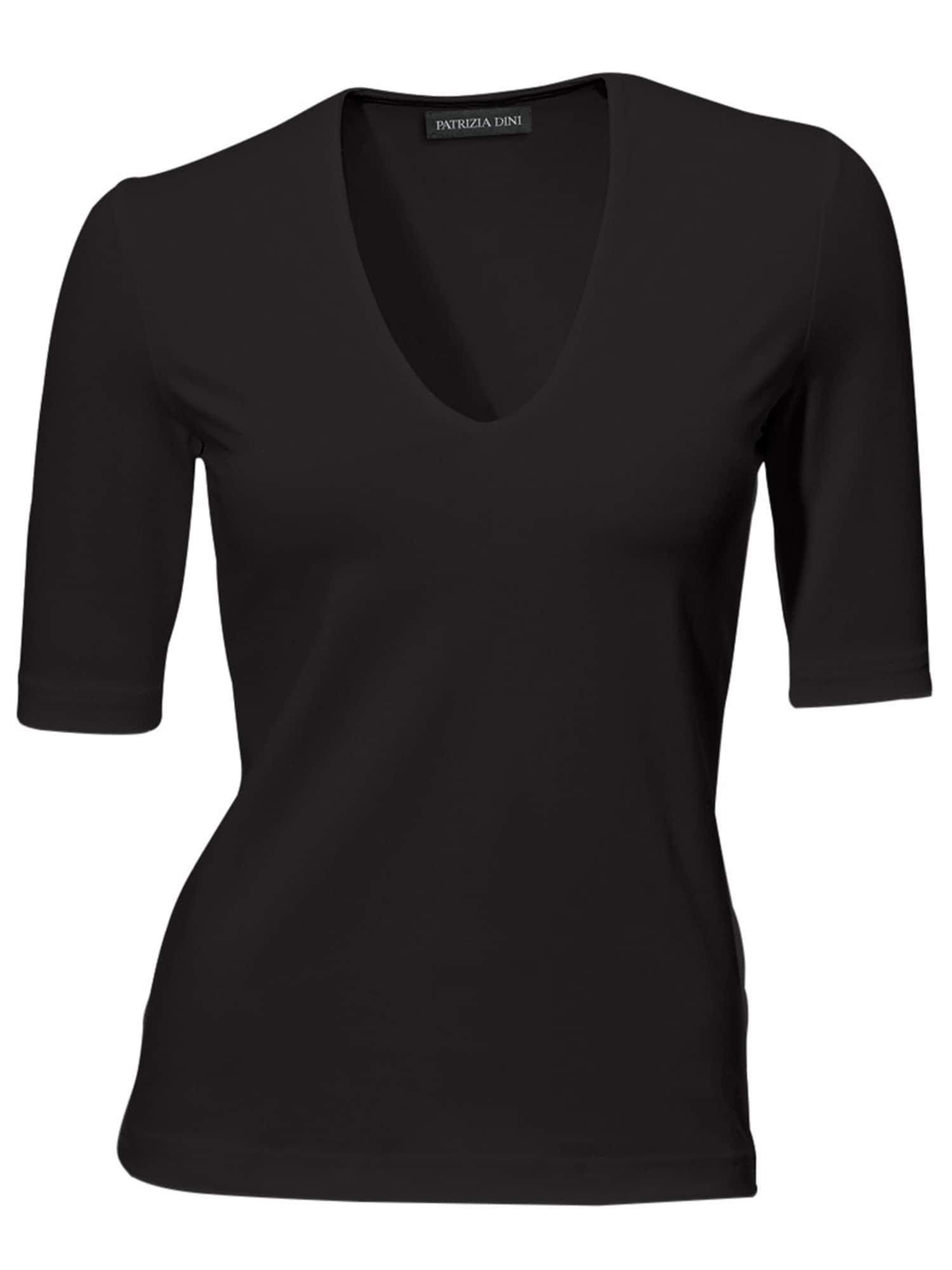 Ashley Brooke by heine Marškinėliai juoda
