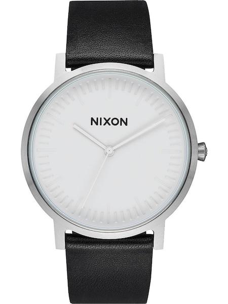 Uhren für Frauen - Nixon Uhr schwarz weiß  - Onlineshop ABOUT YOU