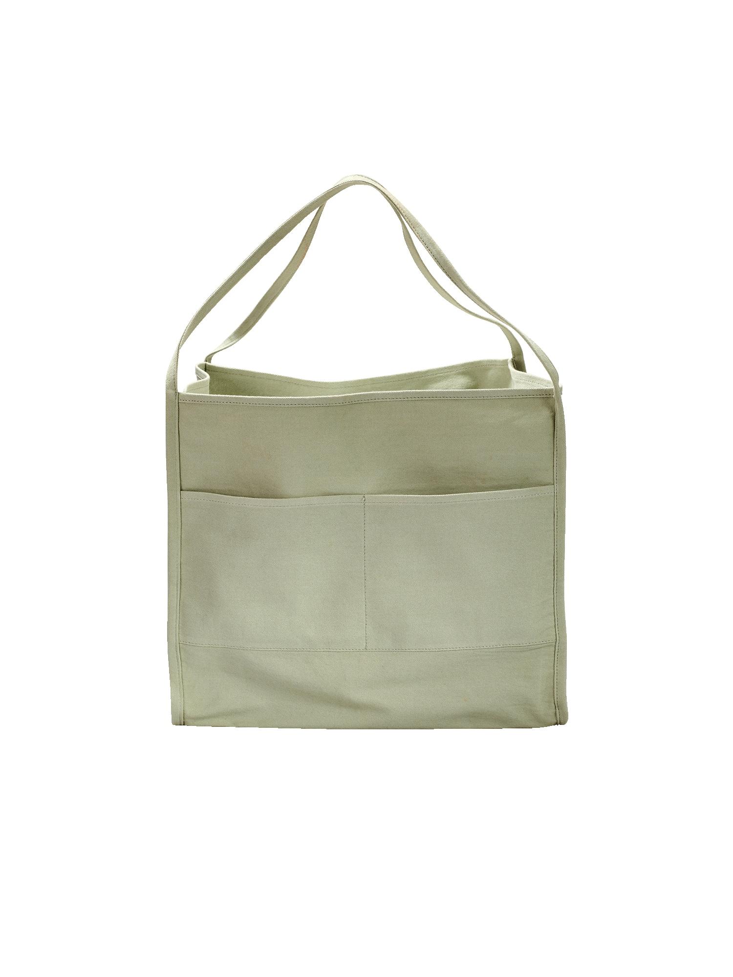 EDITED Pirkinių krepšys 'Merrit' žalia
