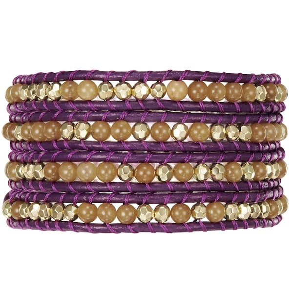 Armbaender - Armband › Rafaela Donata › bronze lila  - Onlineshop ABOUT YOU