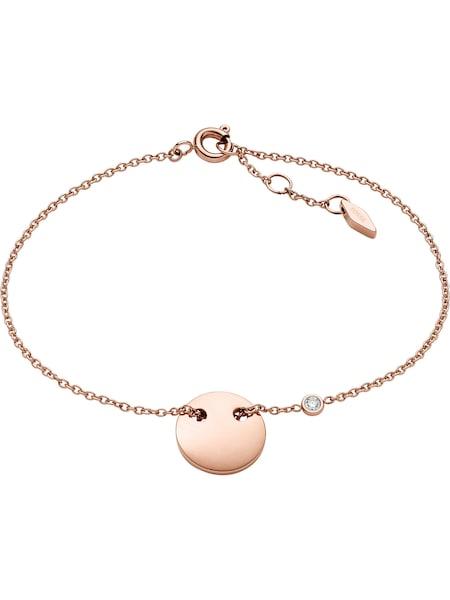 Armbaender für Frauen - FOSSIL Armband 'JF02563791' rosegold  - Onlineshop ABOUT YOU