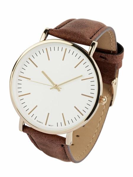 Uhren für Frauen - Heine Armbanduhr dunkelbraun  - Onlineshop ABOUT YOU