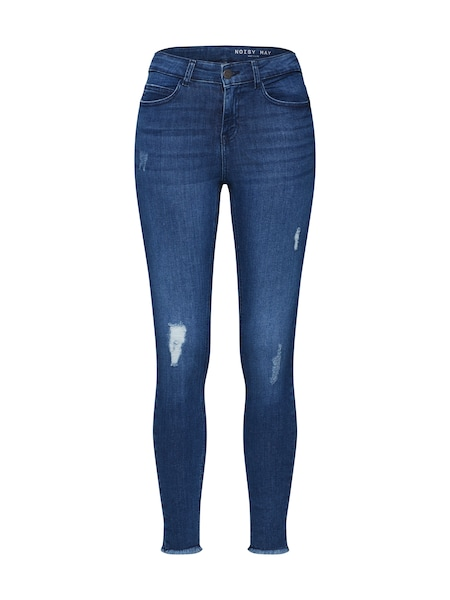 Hosen für Frauen - Jeans › Noisy May › blue denim  - Onlineshop ABOUT YOU