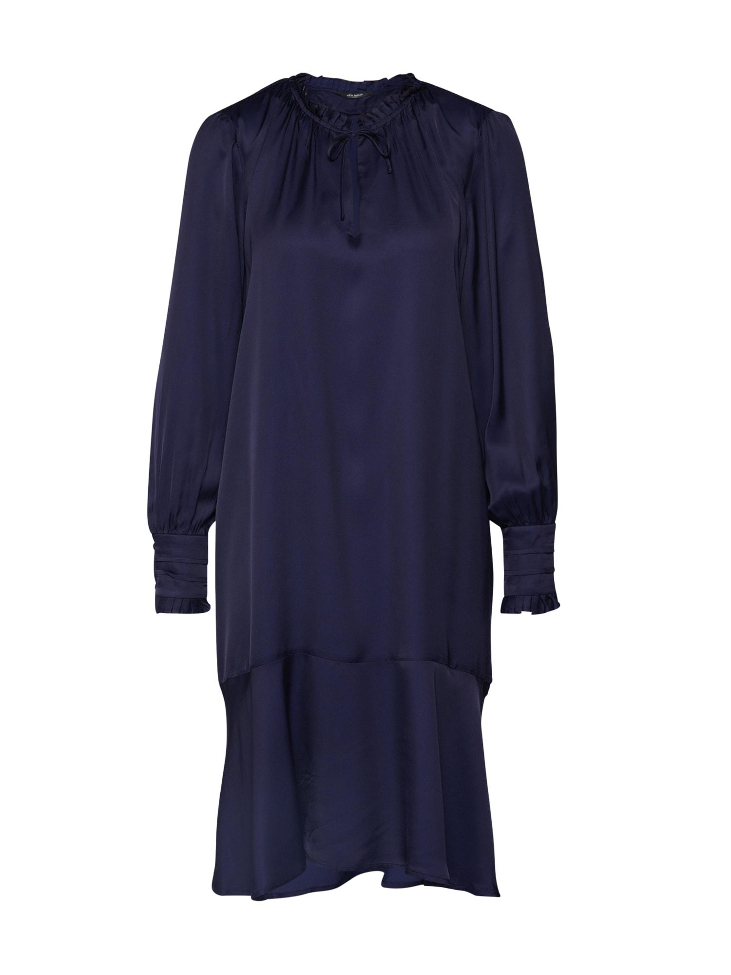BRUUNS BAZAAR Palaidinės tipo suknelė 'Baume Este' tamsiai mėlyna