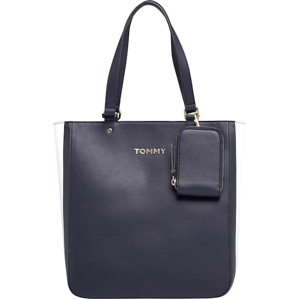 Shopper - Shopper 'Corporate Tote' › Tommy Hilfiger › navy rot weiß  - Onlineshop ABOUT YOU