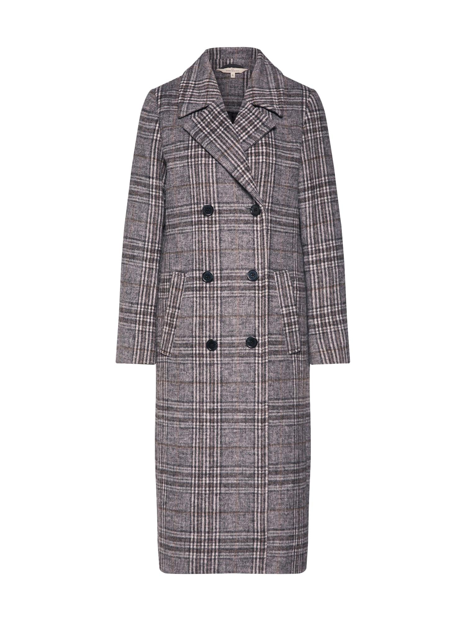 basic apparel Rudeninis-žieminis paltas 'Gladis' pilka