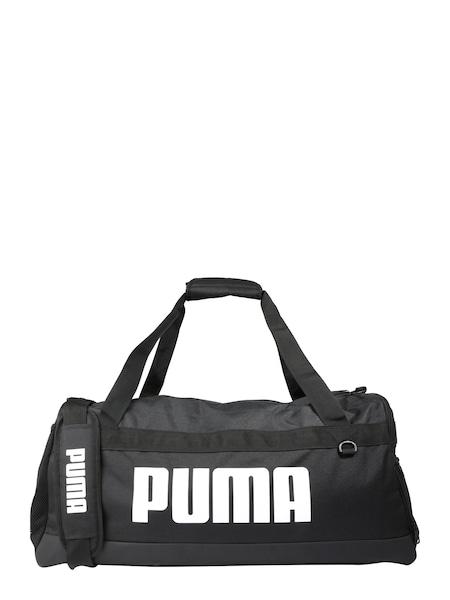 Sporttaschen für Frauen - PUMA Sporttasche 'PUMA Challenger Duffel Bag M' schwarz weiß  - Onlineshop ABOUT YOU
