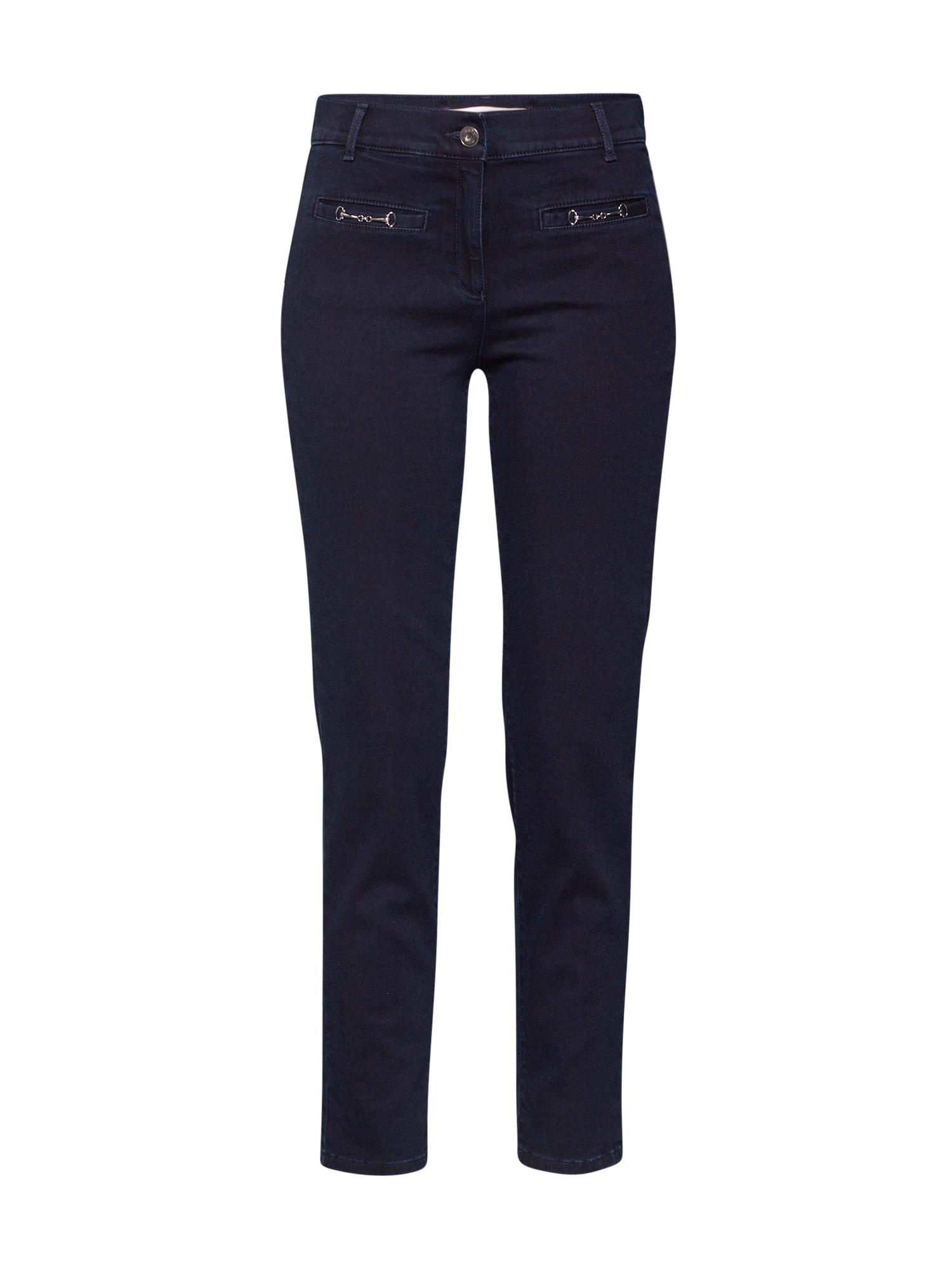 BRAX Džinsai 'SIDNEYS' tamsiai (džinso) mėlyna / tamsiai mėlyna