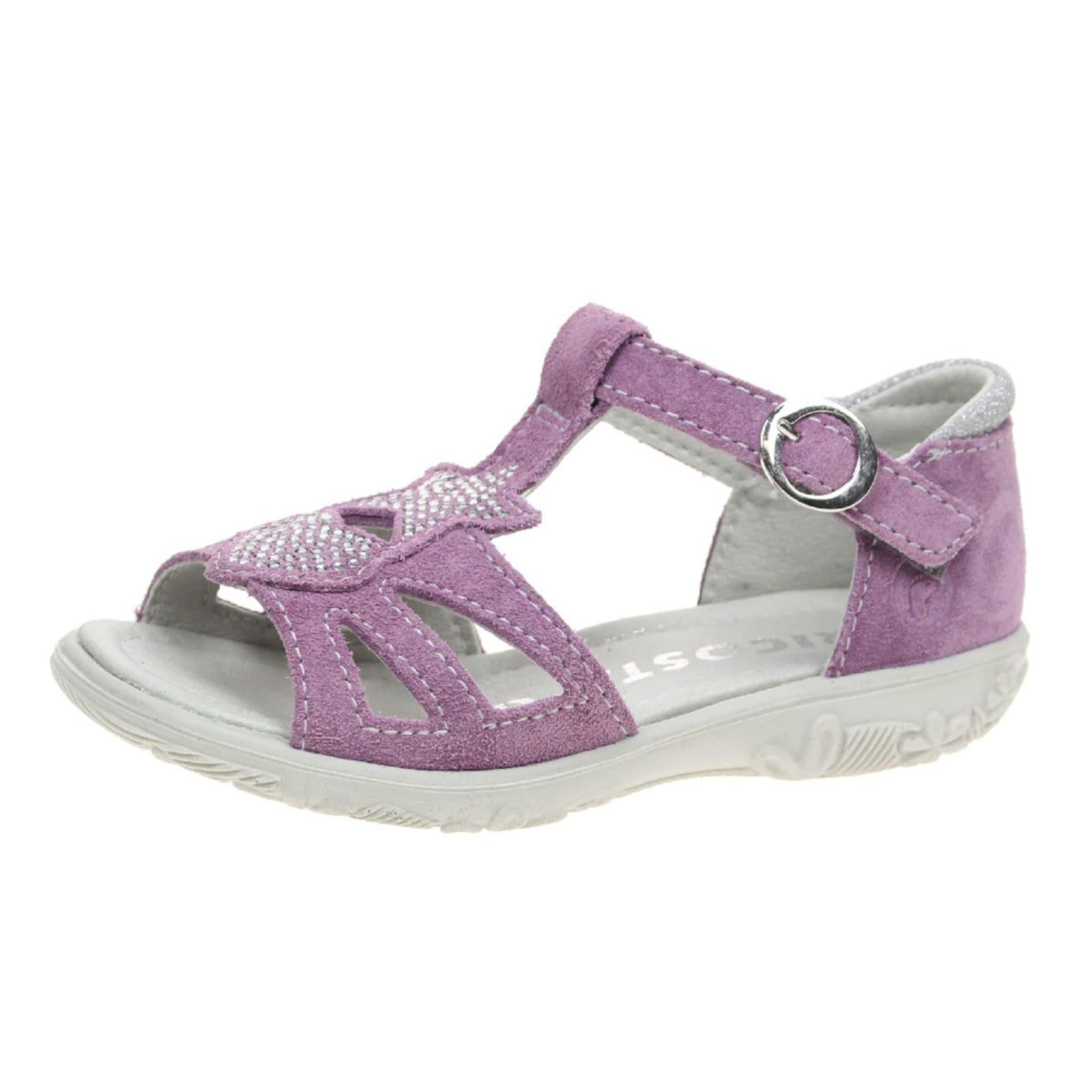 Sandály Pippa fialová RICOSTA