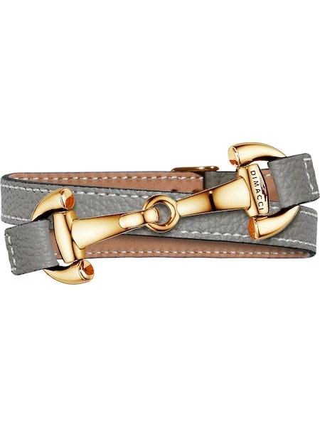 Armbaender für Frauen - Dimacci Armband gold grau  - Onlineshop ABOUT YOU