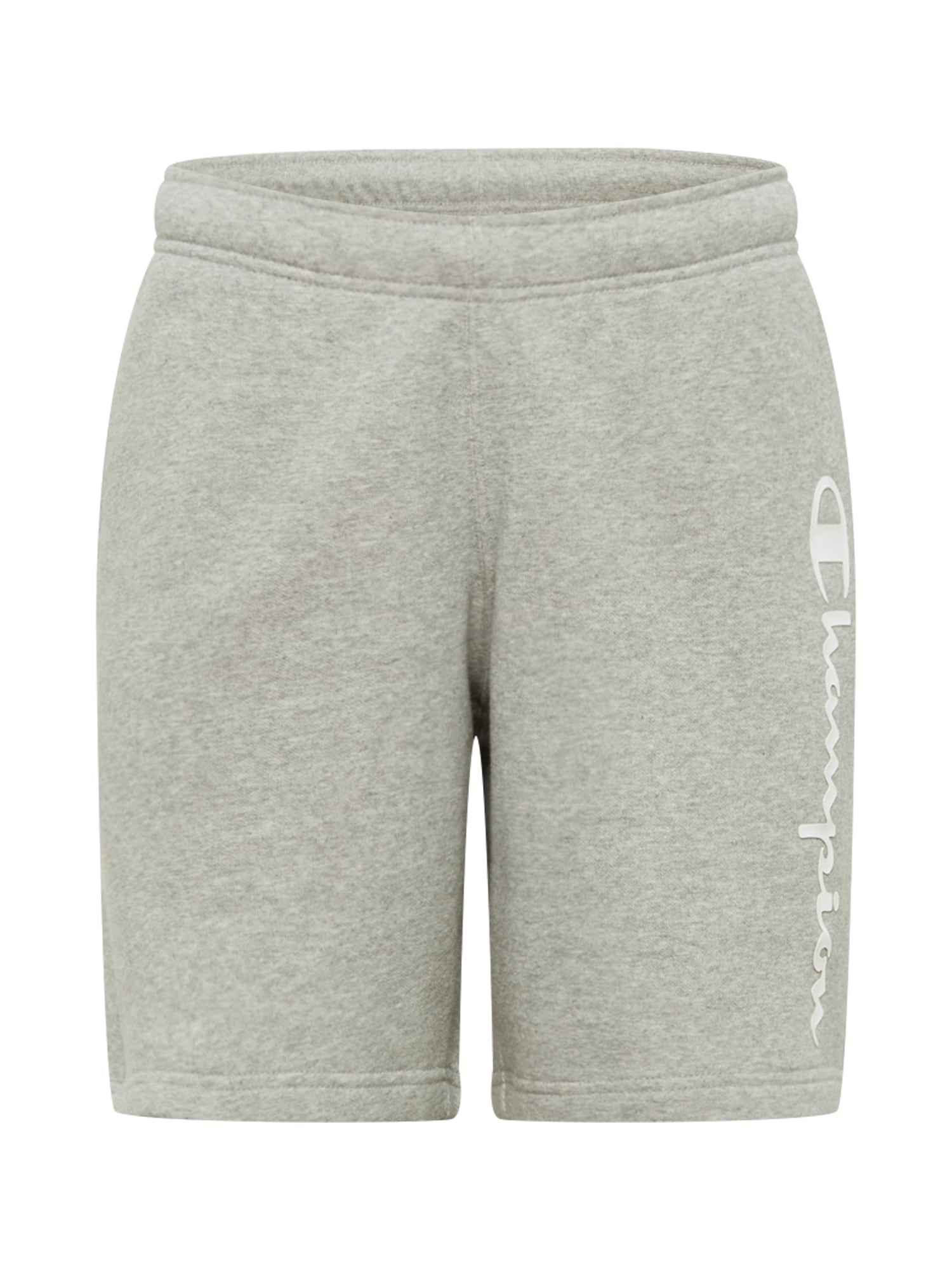 Champion Authentic Athletic Apparel Kelnės pilka / balta