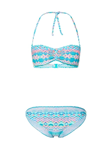 Bademode für Frauen - BUFFALO Bikini 'BUF Plug' blau  - Onlineshop ABOUT YOU
