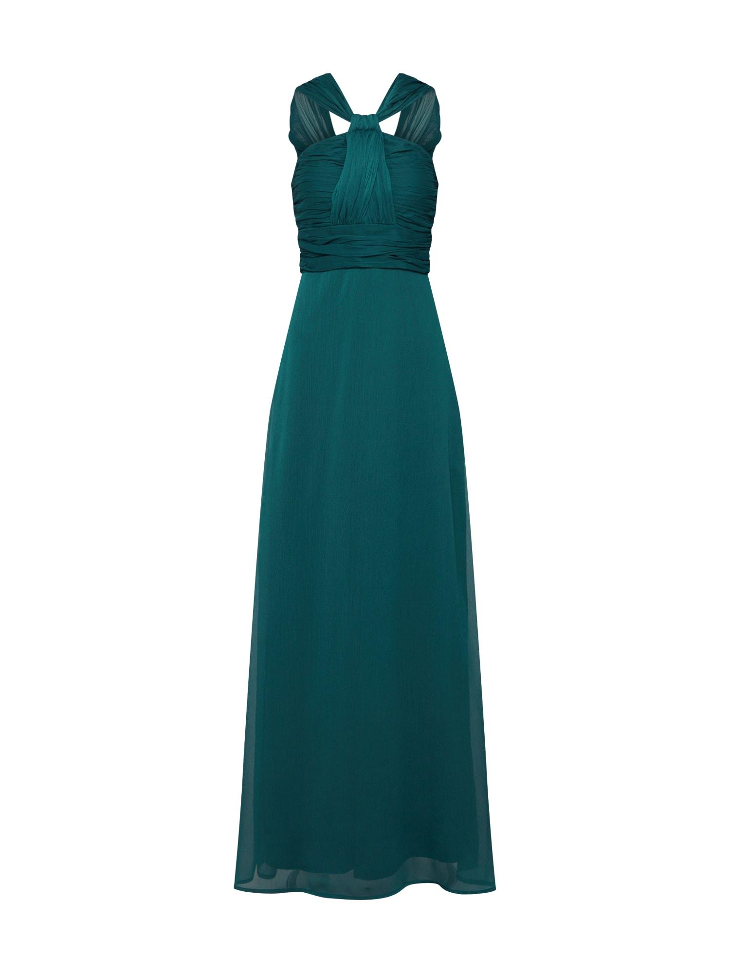 ABOUT YOU Vakarinė suknelė 'Cinzia' žalia