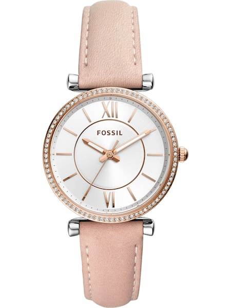 Uhren für Frauen - FOSSIL Armbanduhr rosegold rosa  - Onlineshop ABOUT YOU
