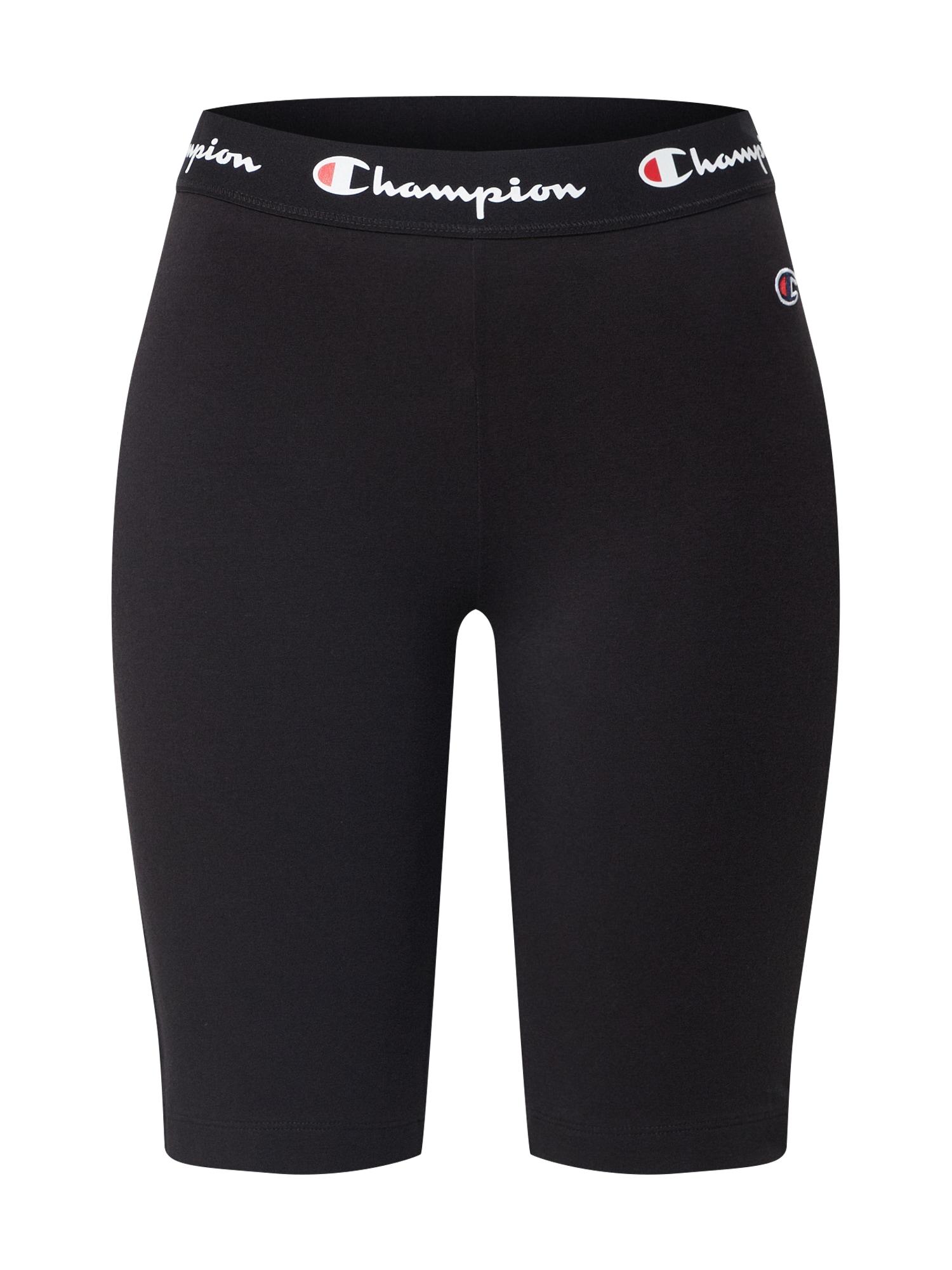 Champion Authentic Athletic Apparel Tamprės juoda / balta / lašišų spalva