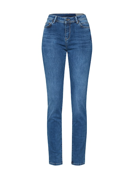Hosen - Jeans 'MR SLIM' › Esprit › blue denim  - Onlineshop ABOUT YOU