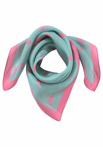 Schals für Frauen - J. Jayz Seidentuch mint pink  - Onlineshop ABOUT YOU
