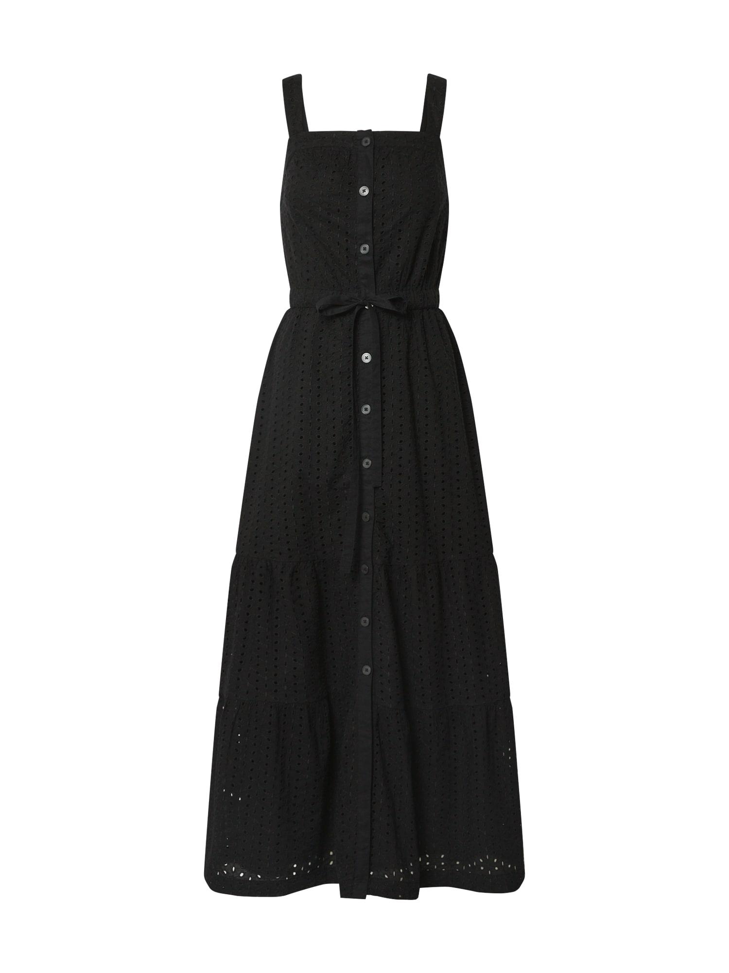 GAP Vasarinė suknelė juoda