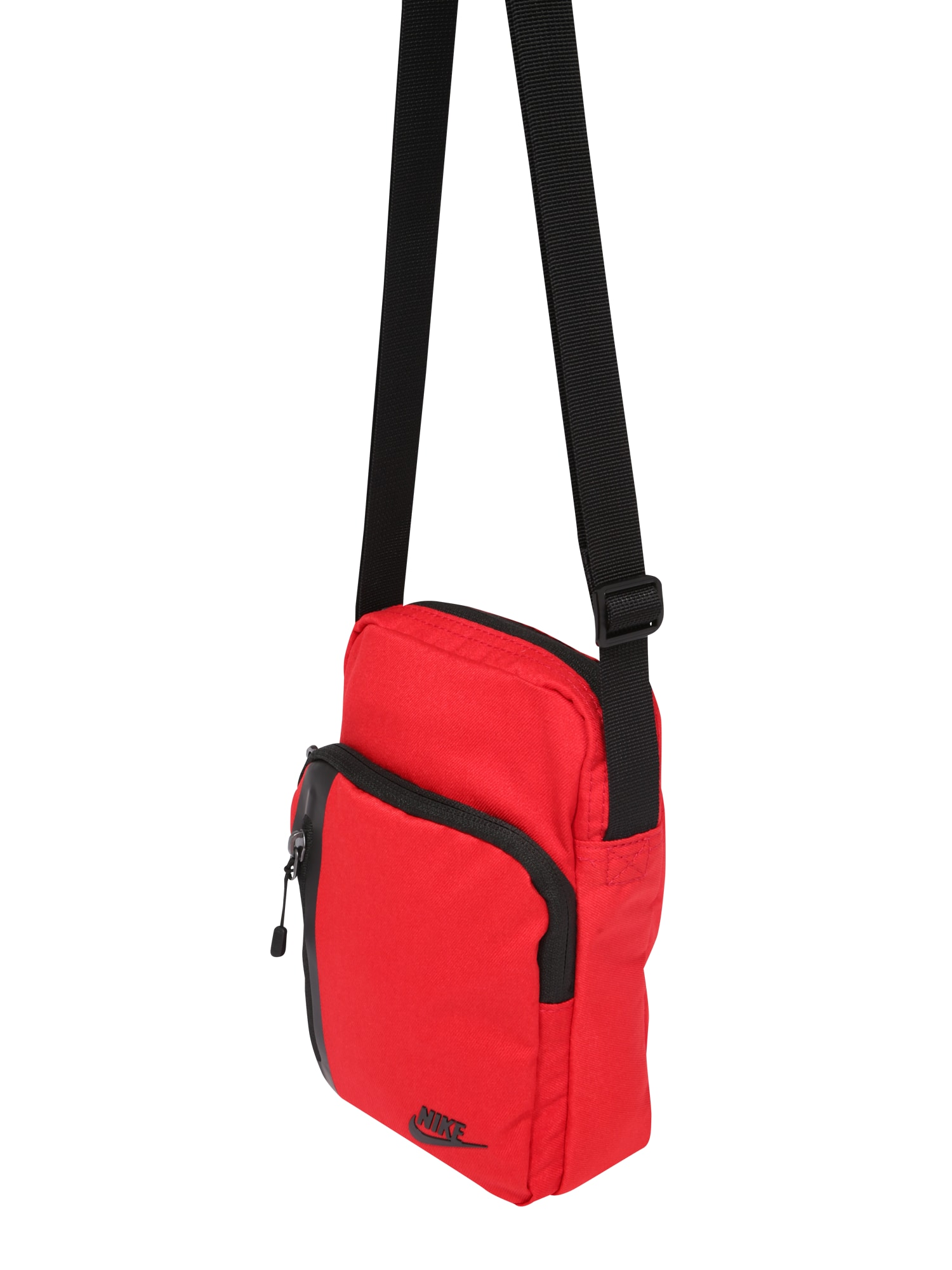 Nike Sportswear Torba na ramię 'Core Small Items 3.0'  czerwony / czarny