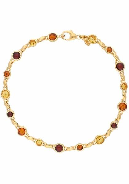Armbaender für Frauen - FIRETTI Armband gold orange  - Onlineshop ABOUT YOU