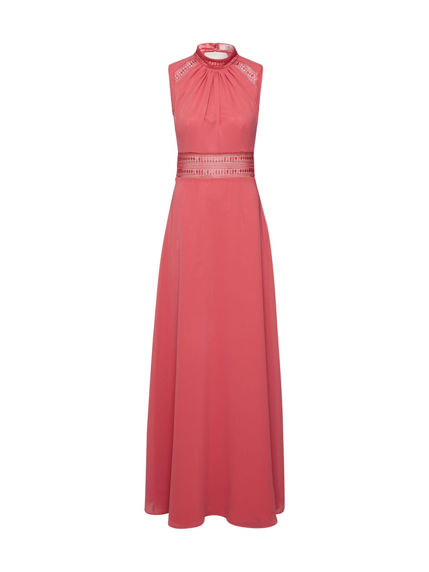 Vera Mont Vakarinė suknelė persikų spalva