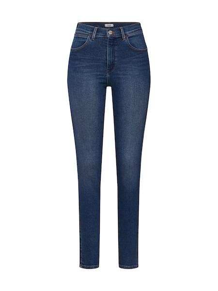 Hosen - Jeans 'High Rise' › Wrangler › blue denim  - Onlineshop ABOUT YOU