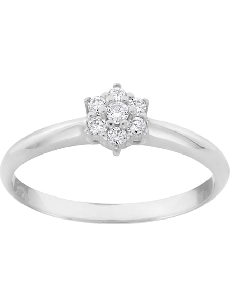 Ringe für Frauen - CHRIST Ring silber  - Onlineshop ABOUT YOU
