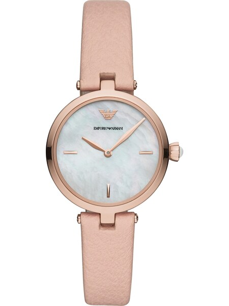 Uhren für Frauen - Emporio Armani Uhr 'AR11199' altrosa  - Onlineshop ABOUT YOU