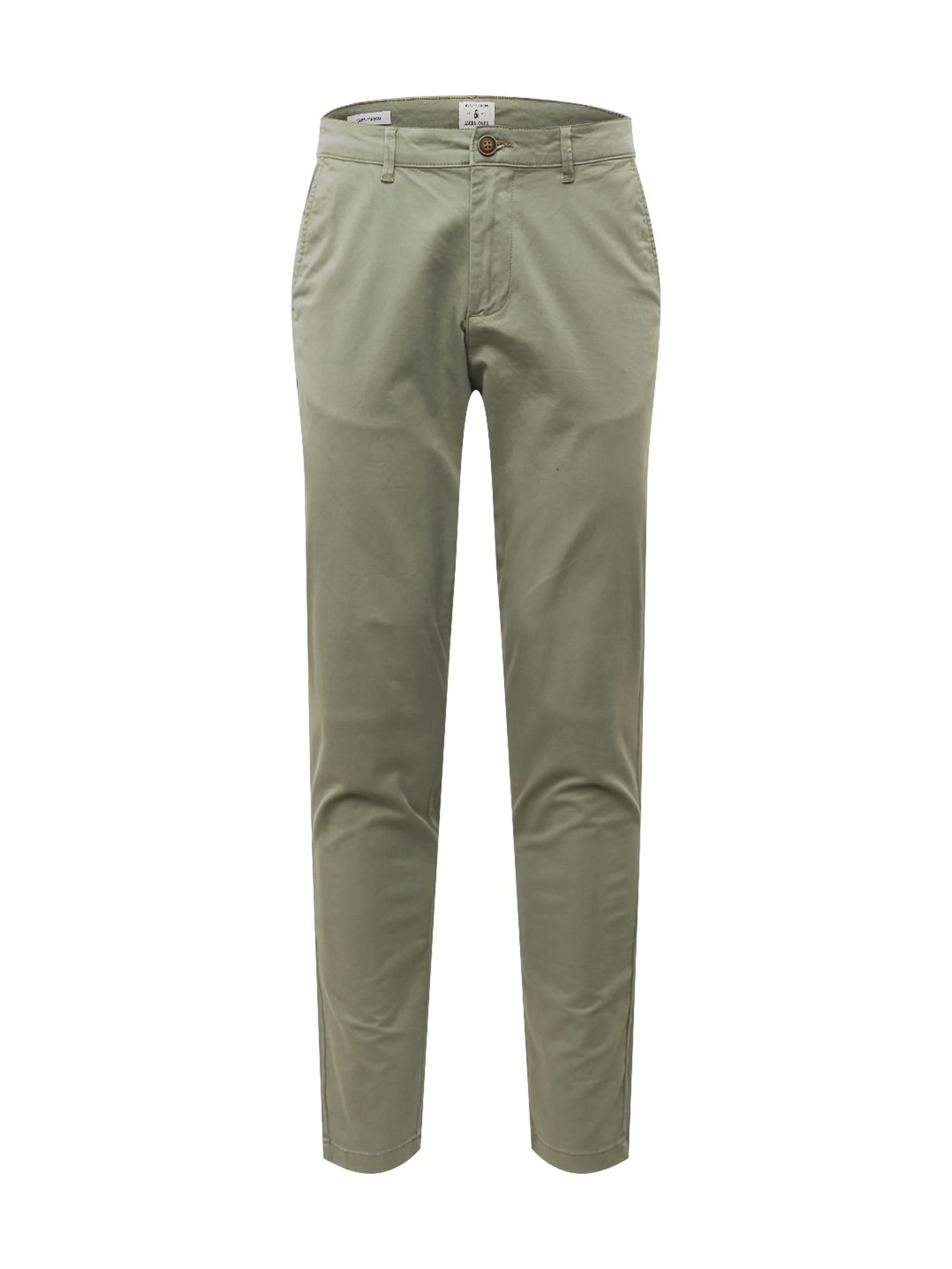 JACK & JONES Kalhoty 'IMARCO'  khaki