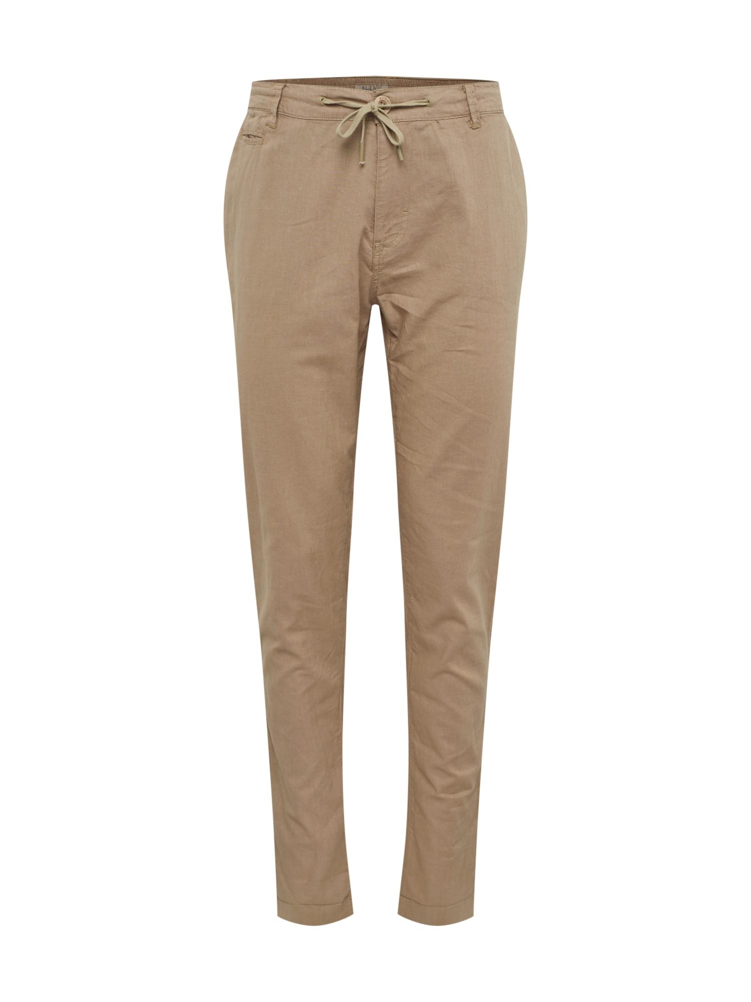 Kalhoty Pants písková BLEND