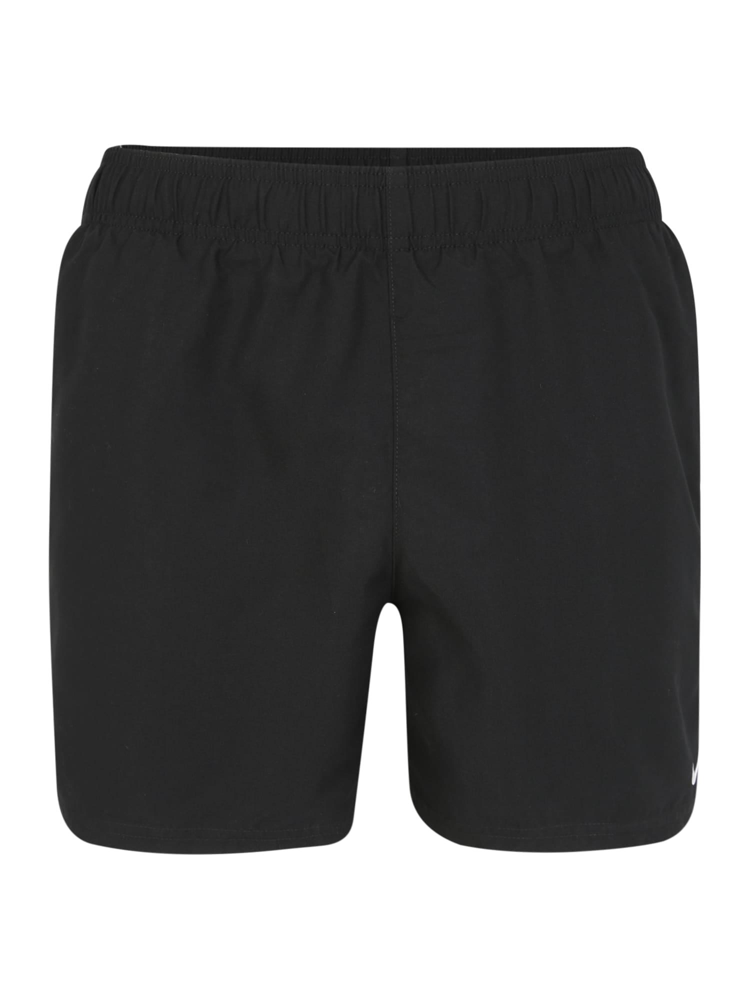 Nike Swim Sportinės glaudės juoda