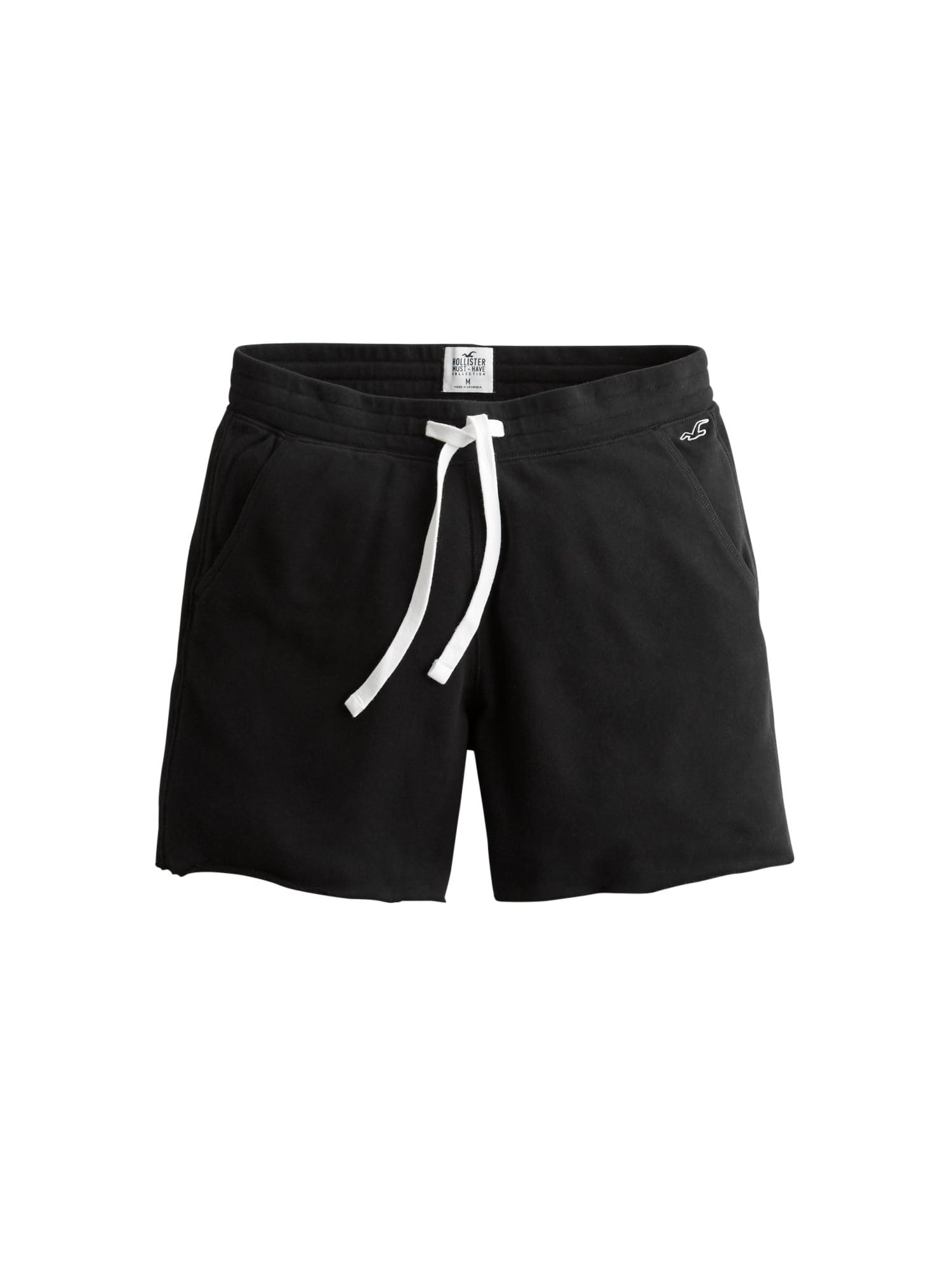 HOLLISTER Kalhoty 'Terry'  černá
