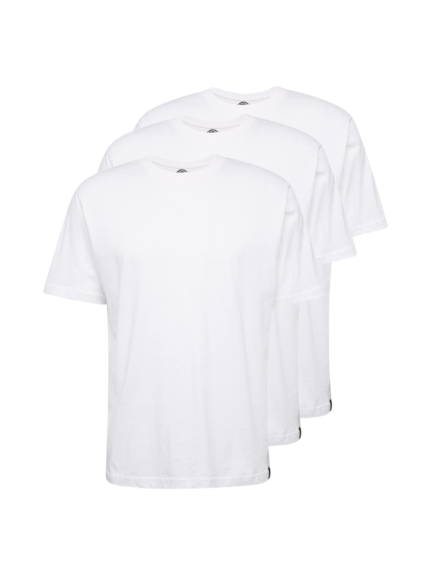 DICKIES Marškinėliai balta