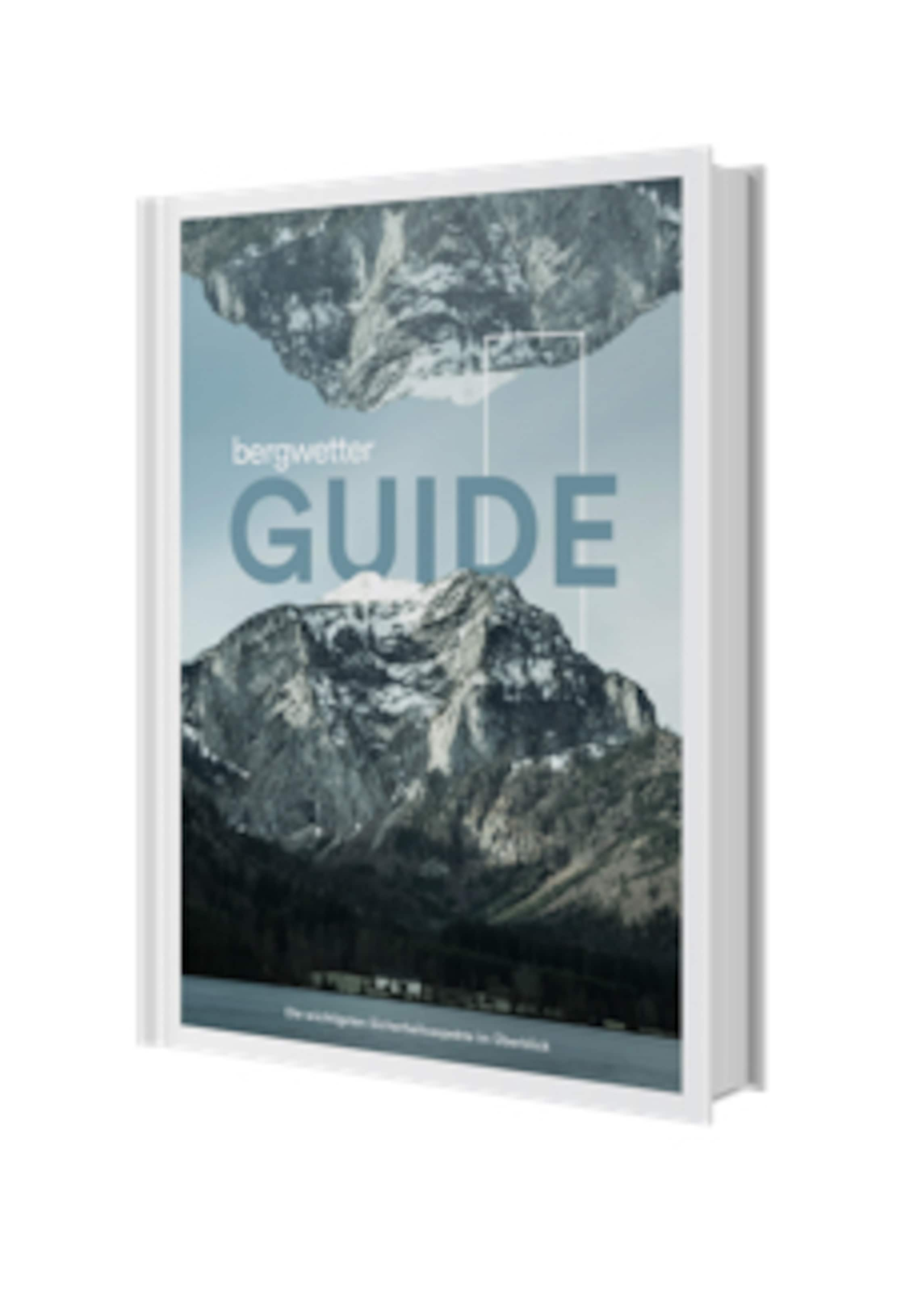 Bergwetter-Guide Ebook Cover