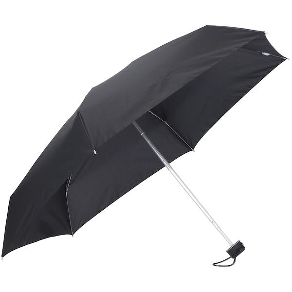 Regenschirme für Frauen - SAMSONITE Taschenschirm 'Minipli Colori S' schwarz  - Onlineshop ABOUT YOU