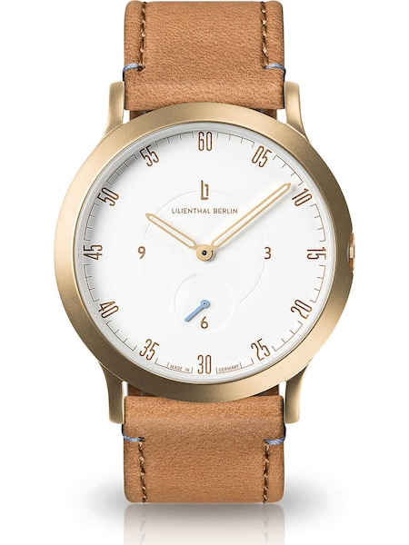 Uhren für Frauen - Lilienthal Berlin Armbanduhr hellbraun  - Onlineshop ABOUT YOU