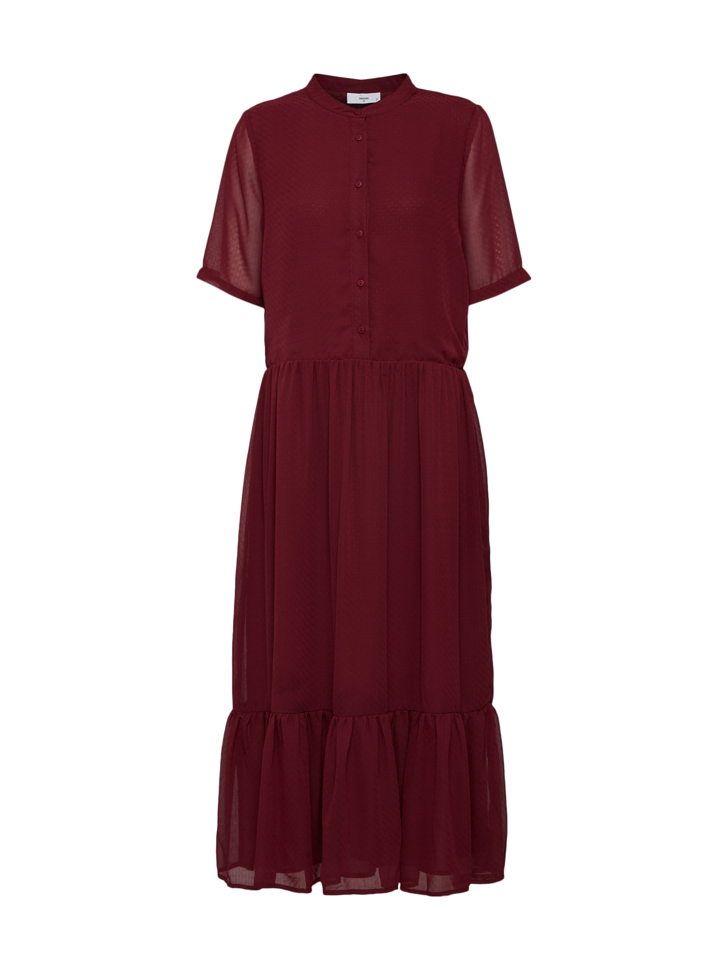 minimum Košilové šaty 'Margitte'  merlot