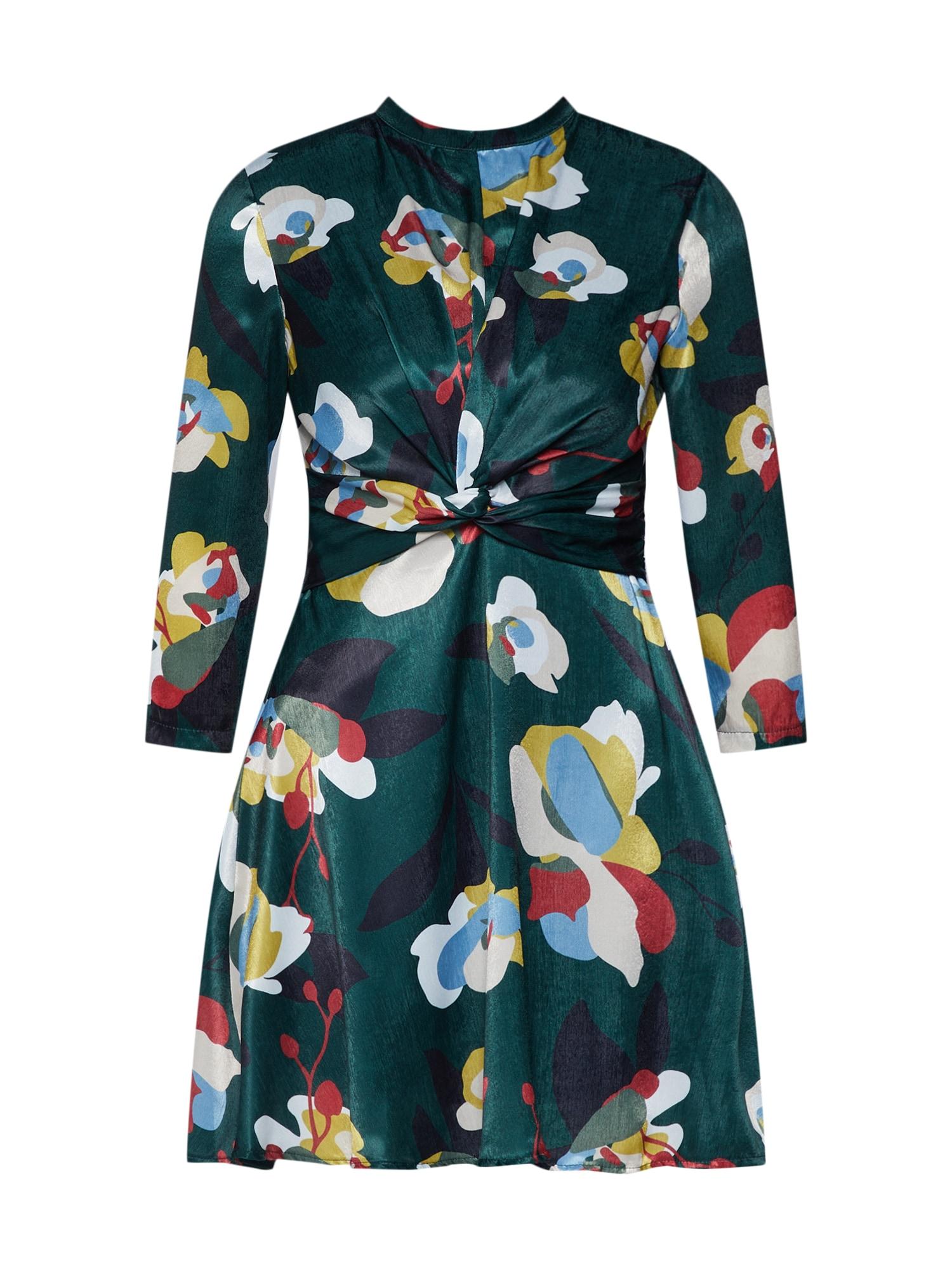 Letní šaty LG0060900 zelená Liebesglück
