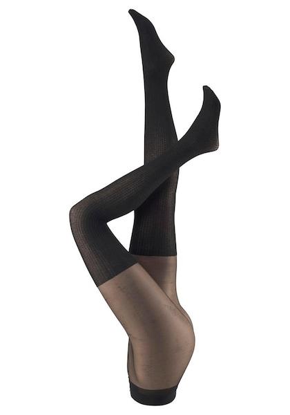 Strumpfhosen für Frauen - Overknee Strumpfhose › Buffalo › schwarz  - Onlineshop ABOUT YOU