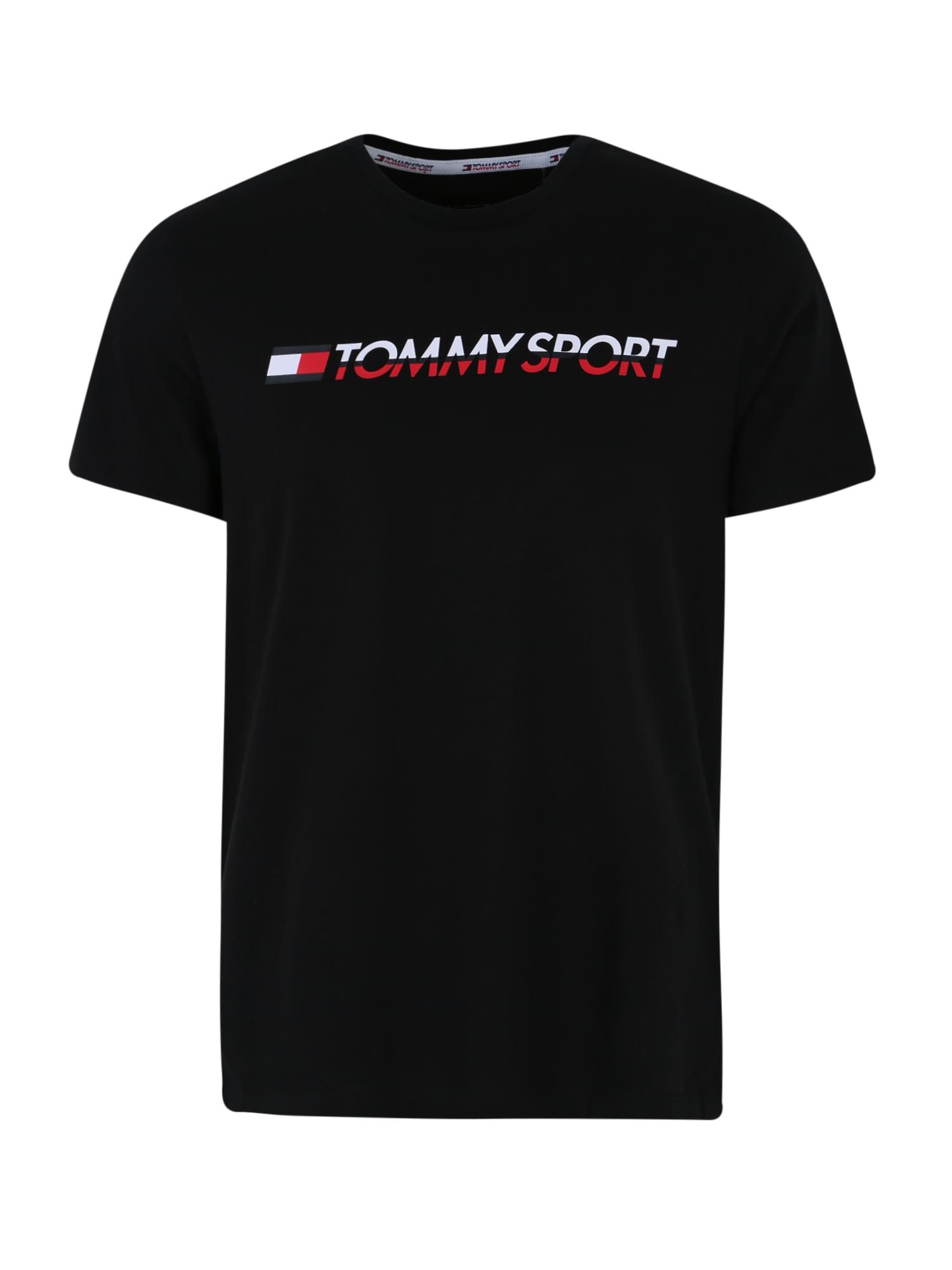 Funkční tričko černá Tommy Sport