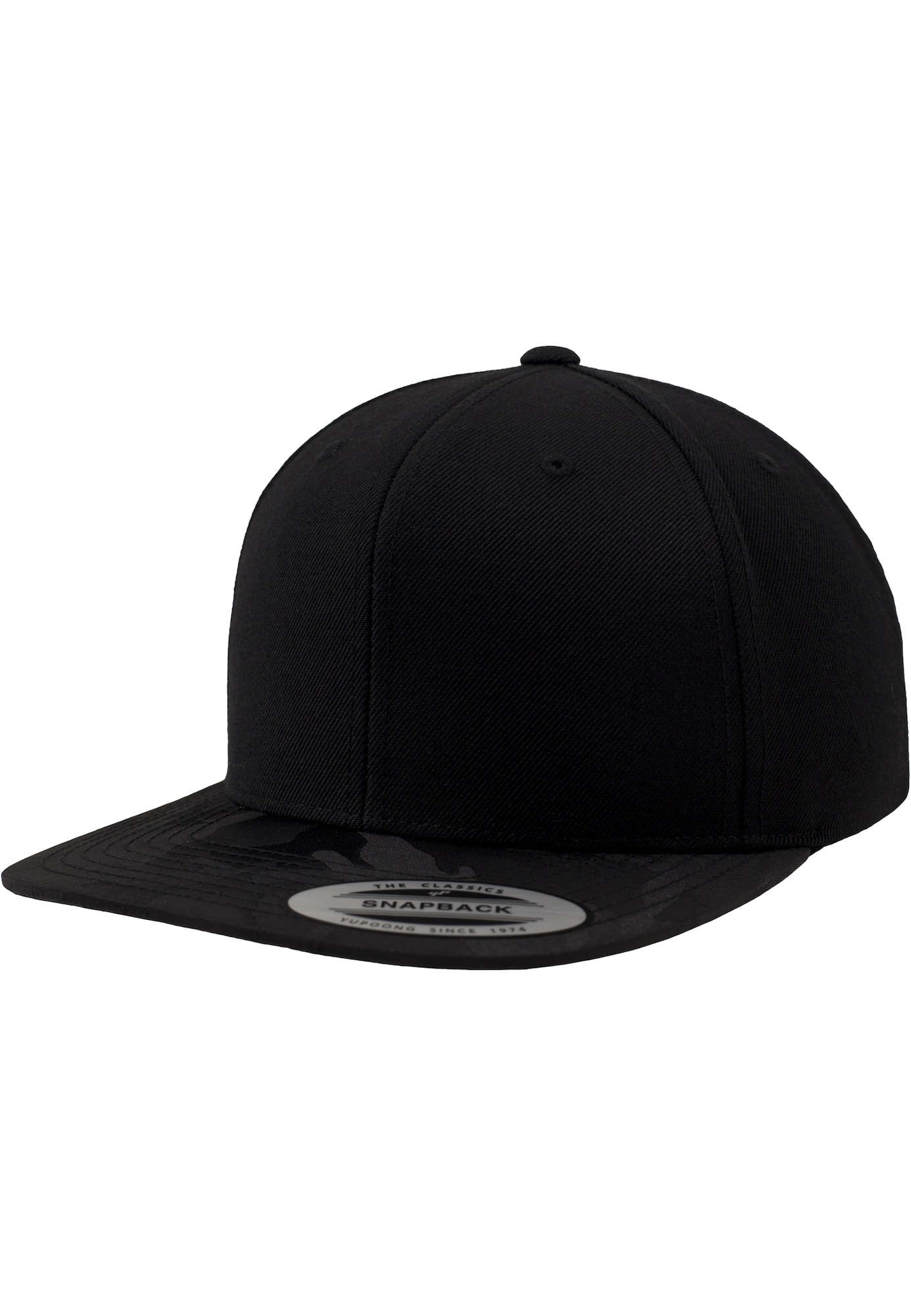 Flexfit Kepurė juoda / antracito spalva / bazalto pilka